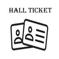 Hall Ticket 2020
