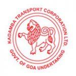 कदंबा परिवहन कॉर्पोरेशन लिमिटेड गोवा (KTCL) अंतर्गत विविध पदांची भरती