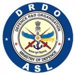 प्रगत प्रणाली प्रयोगशाळा (DRDO ASL) अंतर्गत अप्रेंटिस पदांची भरती